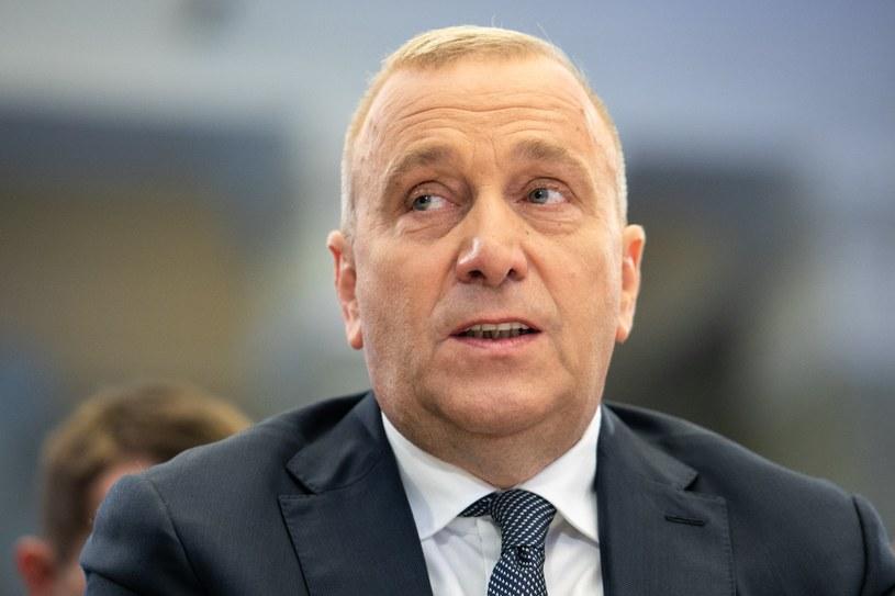 Grzegorz Schetyna /Andrzej Hulimka  /Agencja FORUM