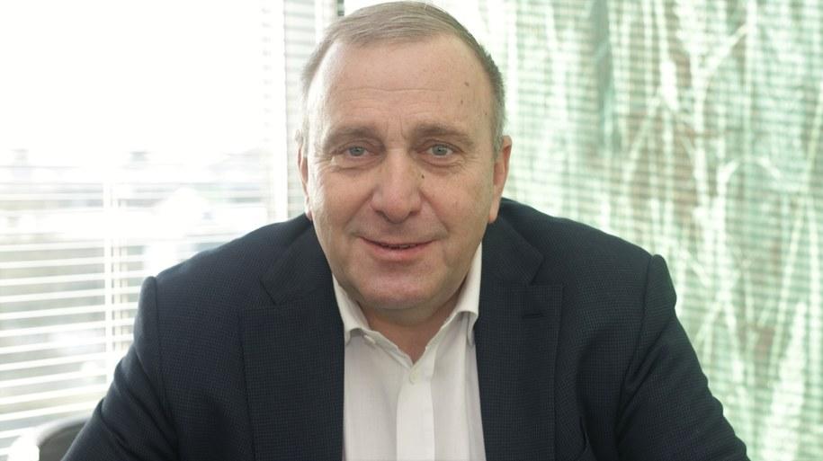 Grzegorz Schetyna /Piotr Szydłowski /Archiwum RMF FM