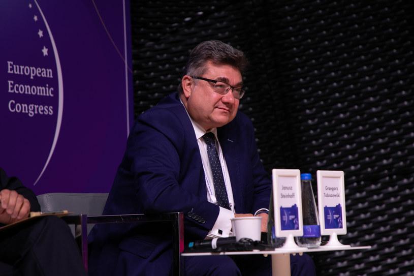 Grzegorz Tobiszowski, poseł do Parlamentu Europejskiego /Fot. Ireneusz Rek /INTERIA.PL