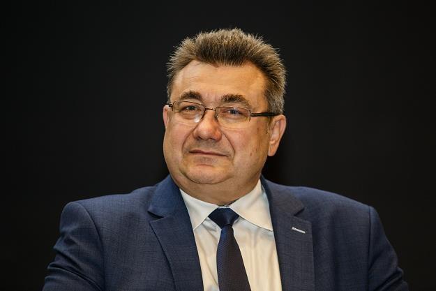 Grzegorz Tobiszowski, wiceminister energii. Fot. Marek Kuwak /FORUM