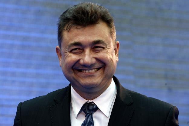 Grzegorz Tobiszowski, wiceminister energii. Fot. Paweł Kozioł /Reporter