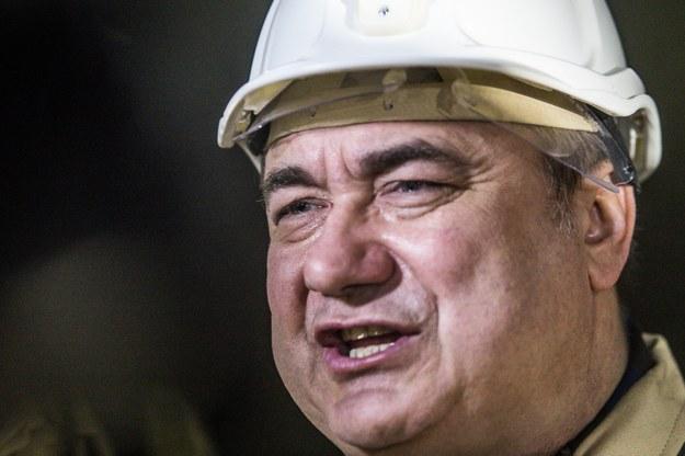 Grzegorz Tobiszowski, wiceminister energii /Reporter