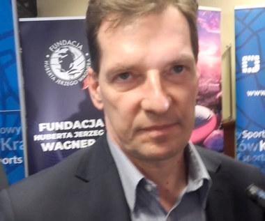 Grzegorz Wagner: Najważniejszy jest turniej kwalifikacyjny. Wideo