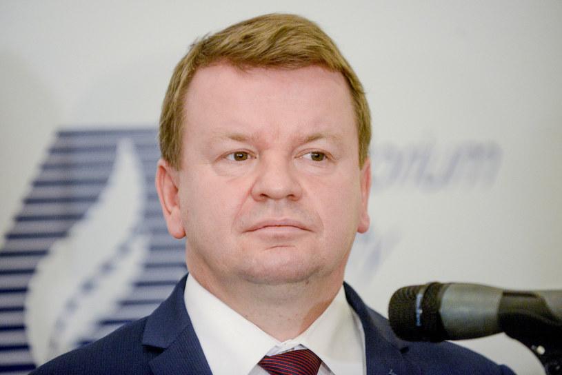 Grzegorz Wierzchowski został odwołany z funkcji kuratora łódzkiego przez szefa MEN /Piotr Kamionka/REPORTER /Reporter