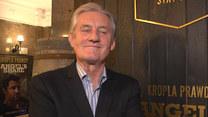 Grzegorz Wons na premierze Kropla Prawdy – Angel's Share
