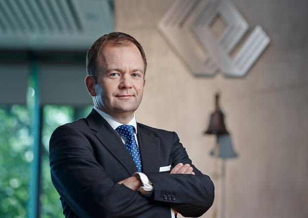 Grzegorz Zawada, wiceprzes GPW /Informacja prasowa