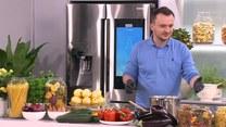 """Grzegorz Zawierucha w kuchni """"Dzień Dobry TVN"""". Pokazał, jak przygotować dania z makaronem"""