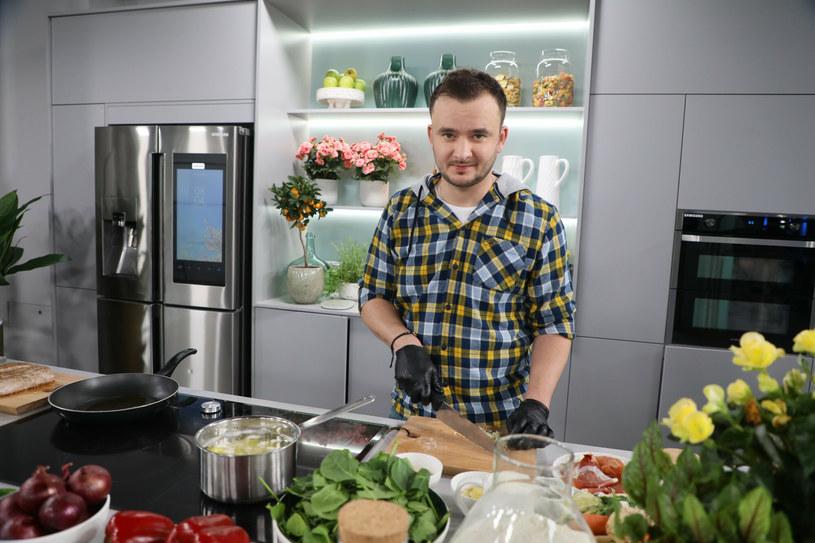 Grzegorz Zawierucha / Jakub Kamiński    /East News