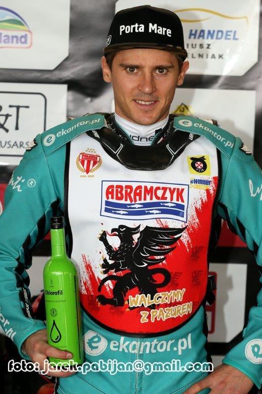Grzegorz Zengota /Flipper Jarosław Pabijan
