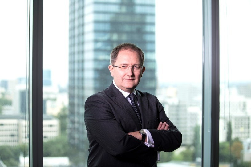 Grzegorz Zieliński, dyrektor regionalny w Europejskim Banku Odbudowy i Rozwoju na Europę Centralną i Kraje Bałtyckie (fot. EBOiR) /
