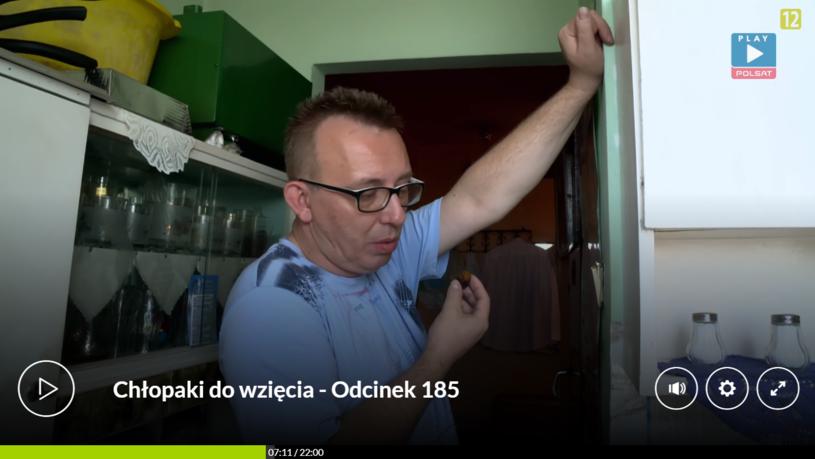Grzegorz znów jest do wzięcia /Polsat Play/Ipla /Polsat
