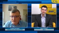 Grzesiowski: Nie warto odtrąbić końca pandemii