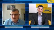 Grzesiowski o wyjazdach wakacyjnych: Polacy są ostrożni