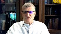 Grzesiowski: Wirus przenosi się zupełnie inaczej niż 3 miesiące temu