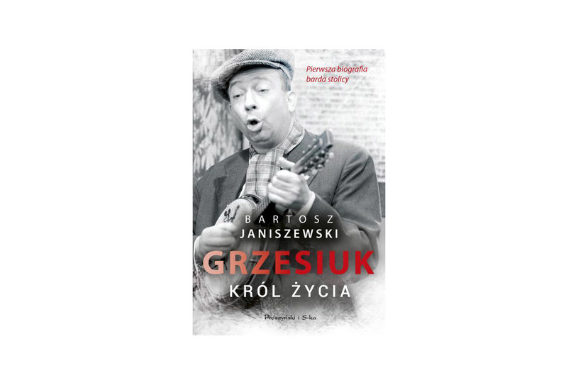 Grzesiuk. Król życia /Styl.pl/materiały prasowe