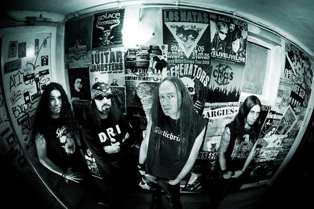 Grzeszny Necrodeath /Oficjalna strona zespołu