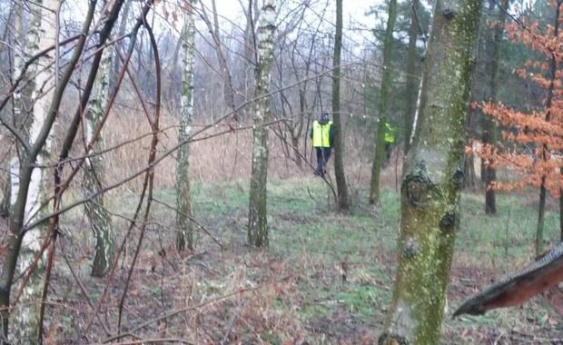 Grzybiarz zgubił się w lesie. Na pomoc ruszyli policjanci