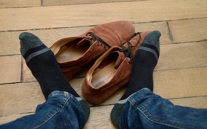 grzybica w butach /© Photogenica