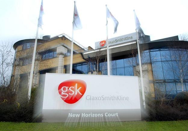 GSK - siedziba firmy w zachodnim Londynie /AFP