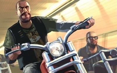 GTA IV: Episodes from Liberty City - fragment okładki z gry /Informacja prasowa