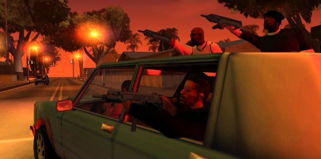 GTA: San Andreas /materiały prasowe