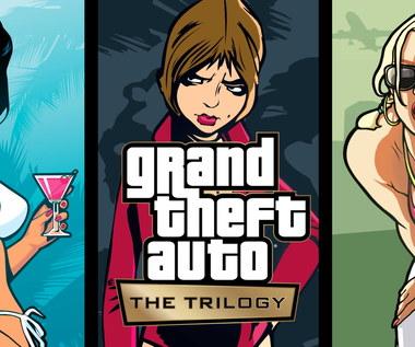 GTA: The Trilogy - The Definitive Edition - odświeżone gry Rockstar oficjalnie zapowiedziane!