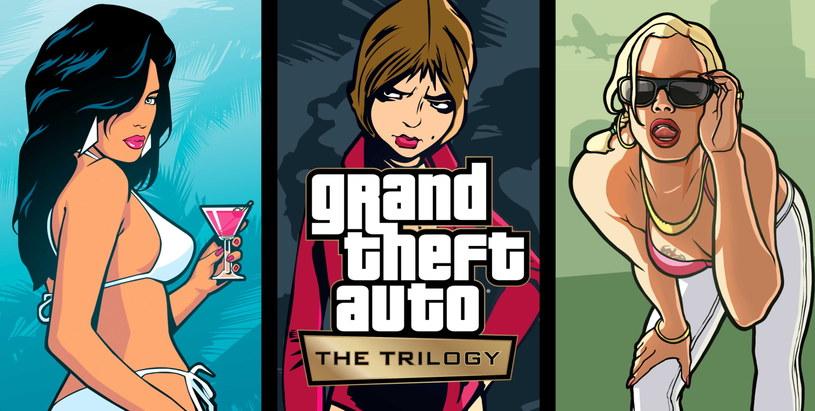 GTA Trilogy /materiały prasowe