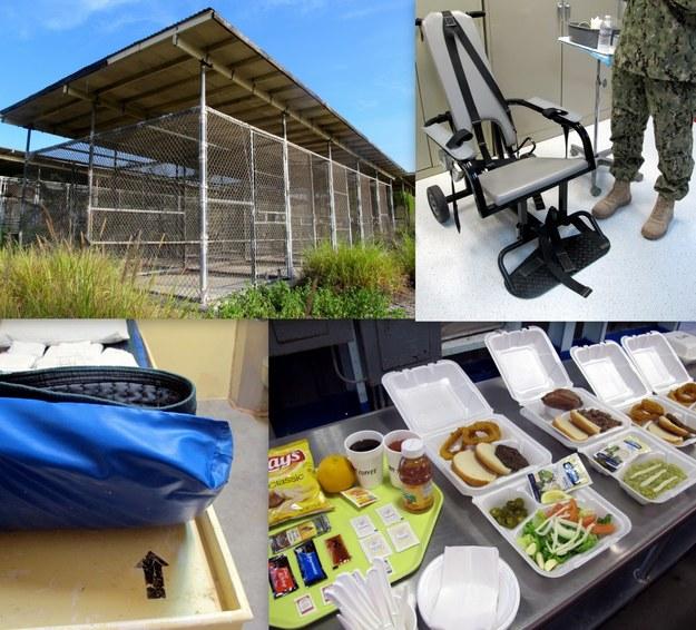 Guantanamo /Inga Czerny  /PAP