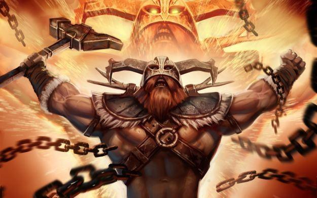 Guardians of Middle-Earth - motyw graficzny /Informacja prasowa