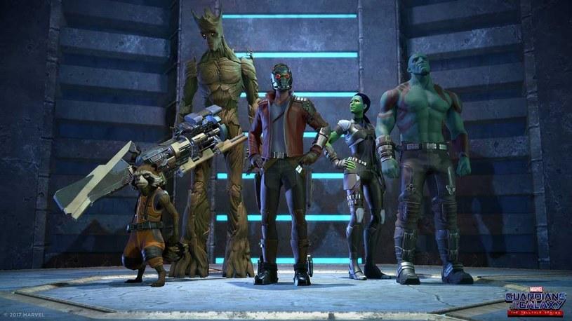 Guardians of the Galaxy /materiały prasowe