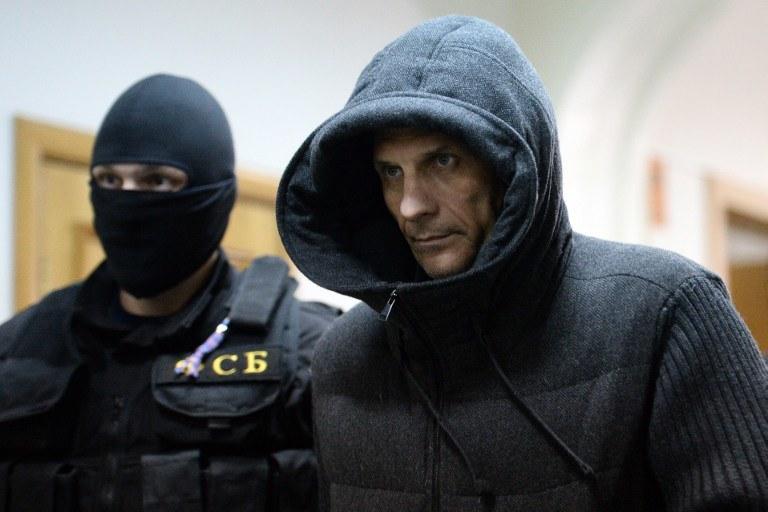 Gubernator, Aleksandr Choroszawin /AFP