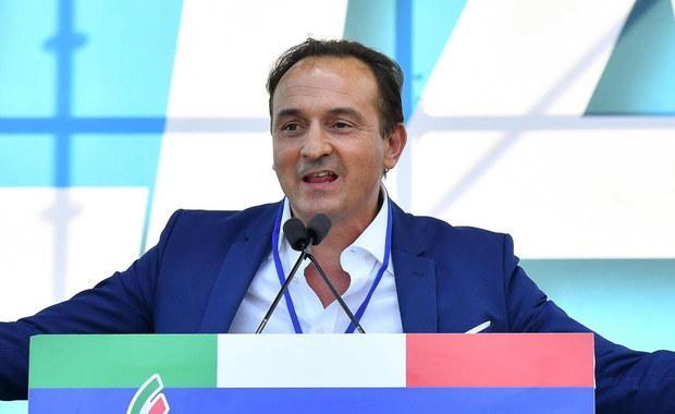 Gubernator włoskiego Piemontu zarażony koronawirusem