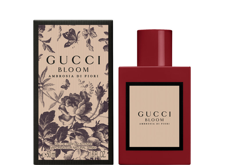 Gucci Bloom Ambrosia di Fiori /materiały prasowe