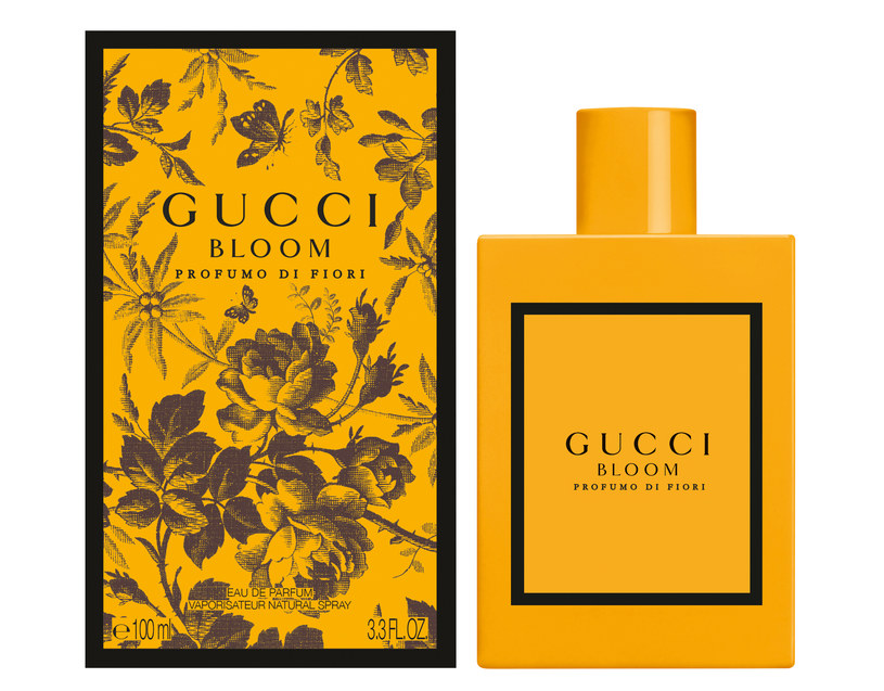 Gucci Bloom Profumo Di Fiori /materiały prasowe