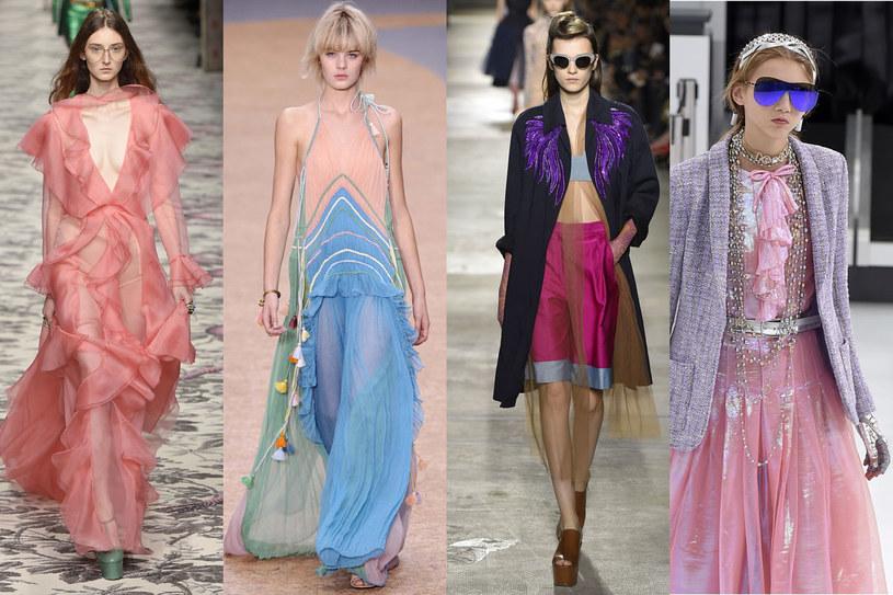 Gucci/Chloe/Dries Van Noten/Chanel /East News/ Zeppelin