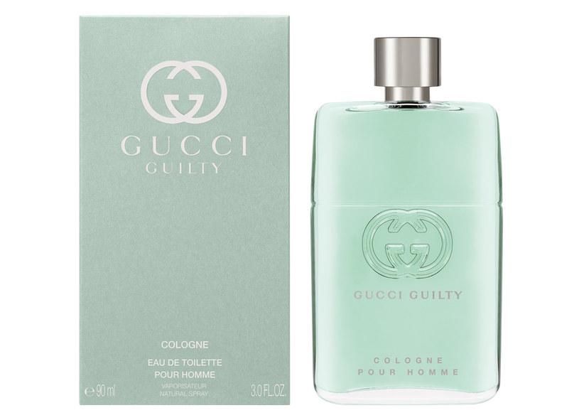 Gucci Guilty Cologne /materiały prasowe
