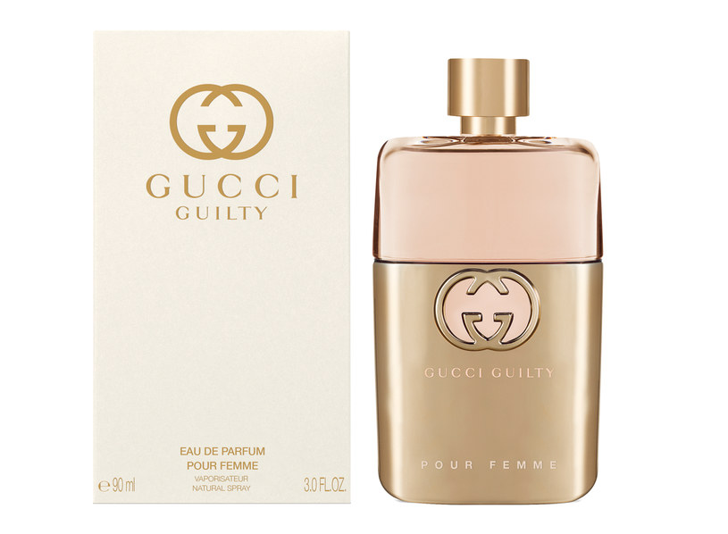 Gucci Guilty Pour Femme /materiały prasowe