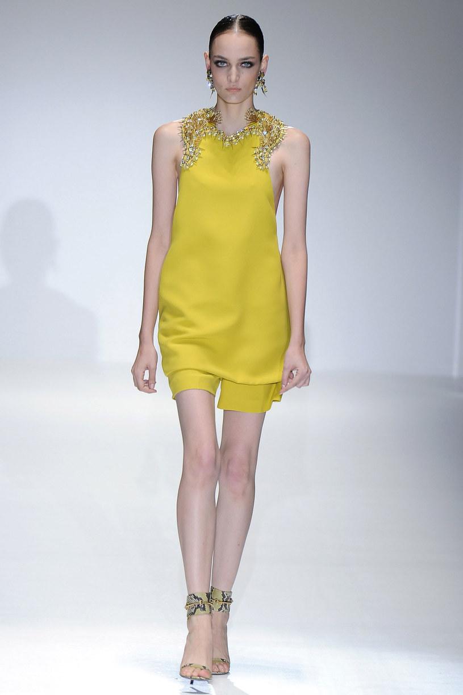Gucci - summer 2013 /Getty Images/Flash Press Media