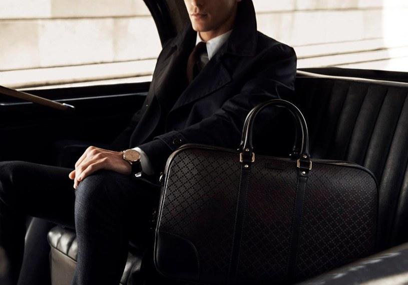Gucci to od lat synonim wysokiej klasy i elegancji dla prawdziwego dżentelmena /Gucci /materiały prasowe