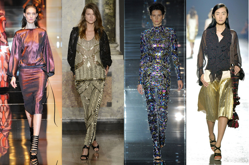 Gucci, Tom Ford, Emilio Pucci, Dries van Noten /East News/ Zeppelin