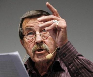 Guenter Grass krytykuje Izrael i sam jest krytykowany