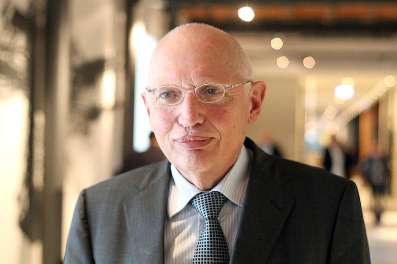 Guenter Verheugen /FOT.SZYMCZAK KRZYSZTOF / POLSKA PRESS LODZ DZIENNIK LODZKI /East News