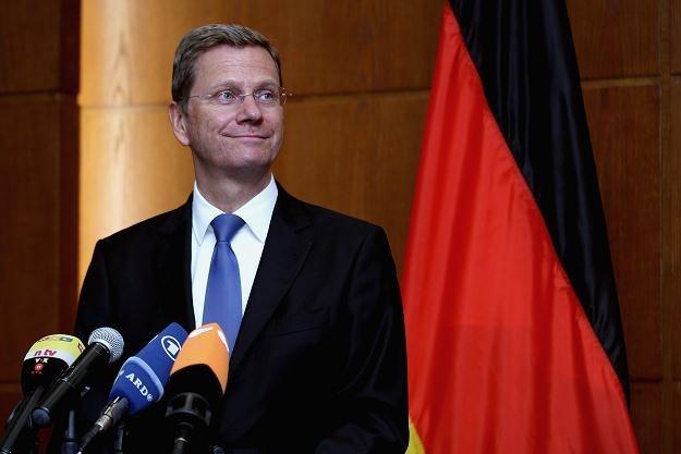 Guido Westerwelle /AFP