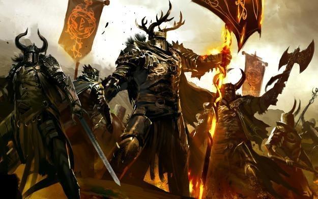 Guild Wars 2 - motyw graficzny /Informacja prasowa