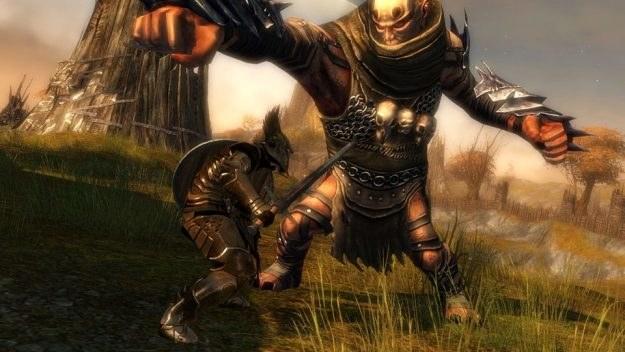 Guild Wars skusiło graczy piękną oprawą audio - wizualną oraz brakiem miesięcznego abonamentu /Informacja prasowa
