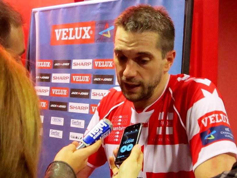 Guillaume Gille /Leszek Salva /INTERIA.PL