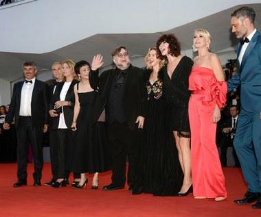 Guillermo del Toro: Jednomyślny Złoty Lew