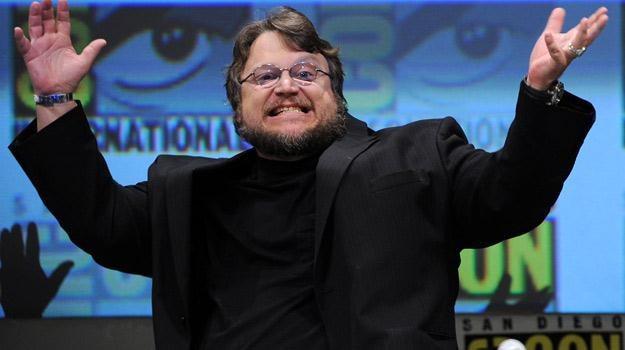 Guillermo del Toro lubi straszyć widzów, fot. Kevin Winter /Getty Images/Flash Press Media