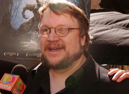 Guillermo del Toro /AFP