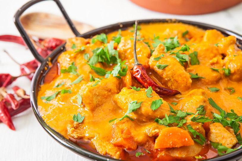 Gulasz curry /123RF/PICSEL